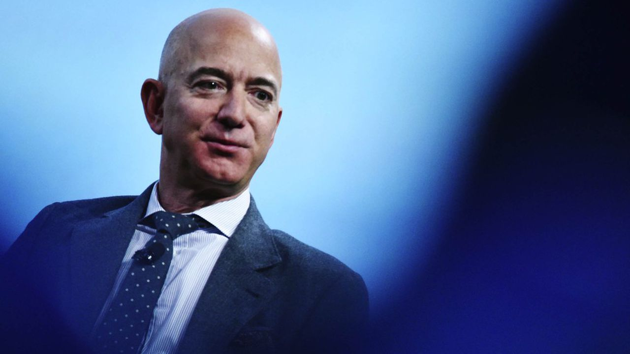 La fortune de Jeff Bezos est estimée à 130milliards de dollars.