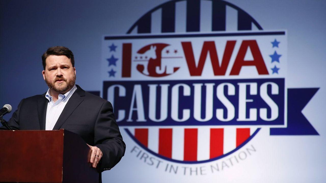 Ancien directeur politique d'Hillary Clinton dans l'Iowa, Troy Price est devenu président des démocrates de cet Etat en 2017.