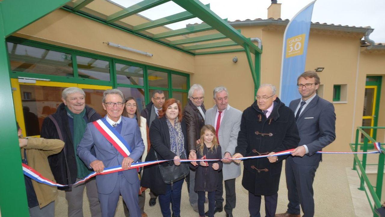 L'école Isabelle Autissier a été inaugurée le 8 février