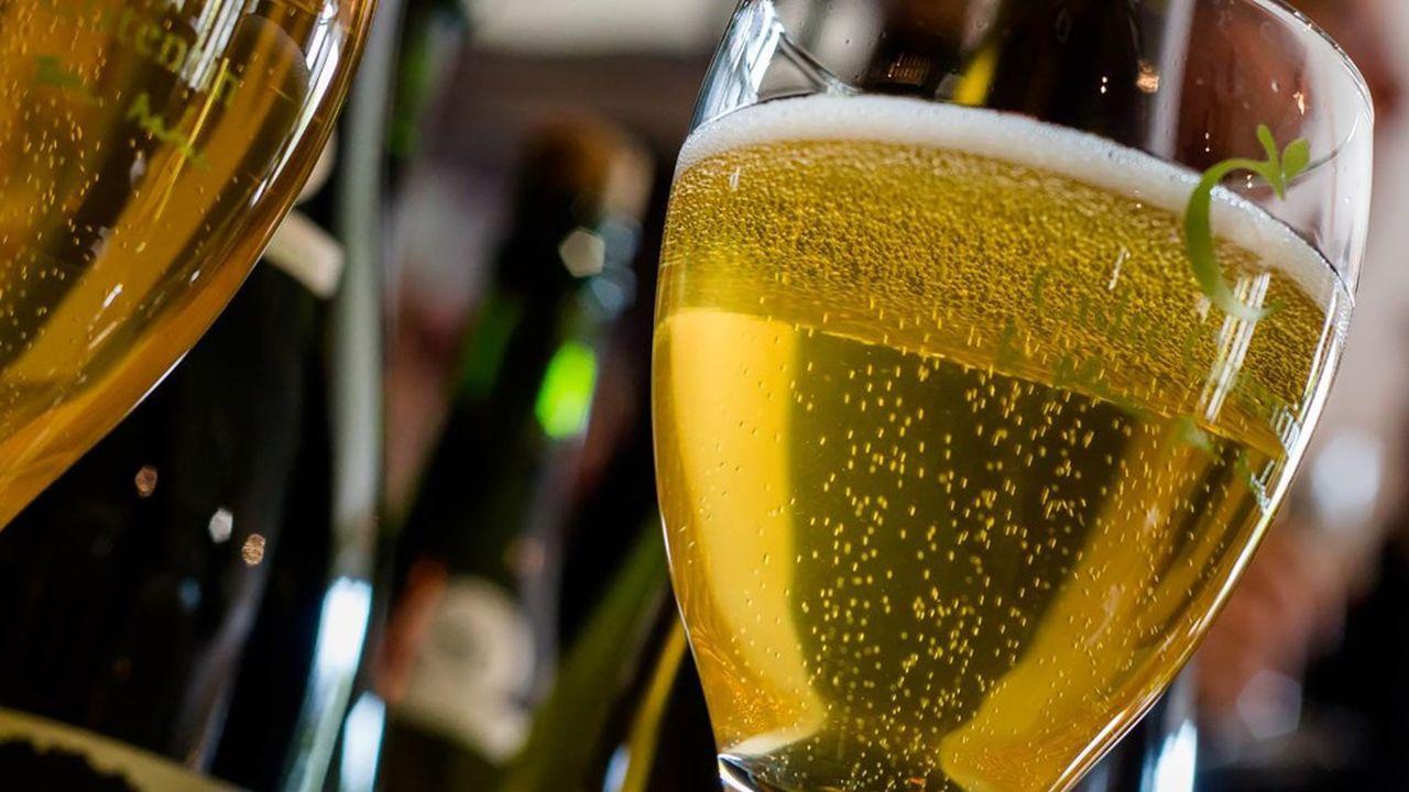 « Nous avons cent ans de retard par rapport au vin », estime Jean-Baptiste Aulombard, de la cidrerie Hérout. L'abus d'alcool est dangereux, consommez avec modération.