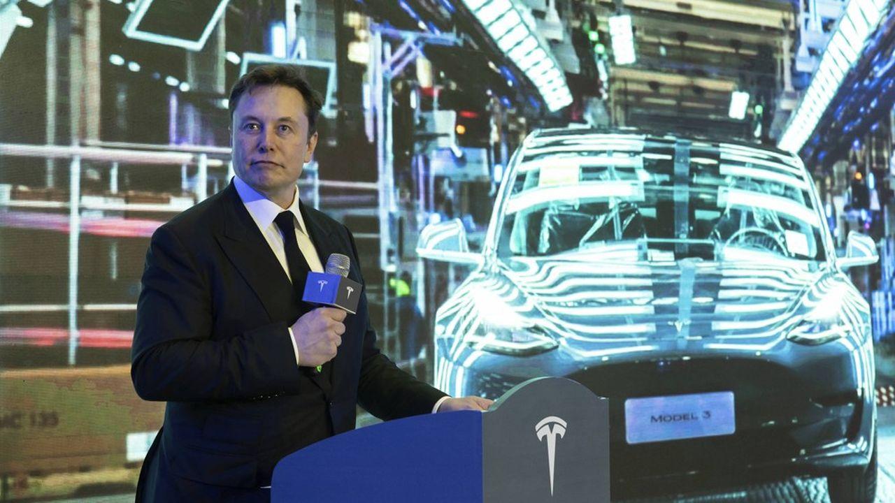 «C'est insensé de lever de l'argent alors que nous nous attendons à générer des flux de trésorerie», avait assuré il y a deux semaines Elon Musk.