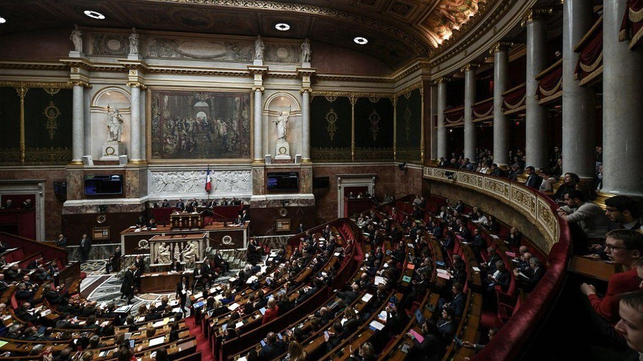 Seuls 35 élus LREM étaient présents ce jeudi, sur les 299 élus.