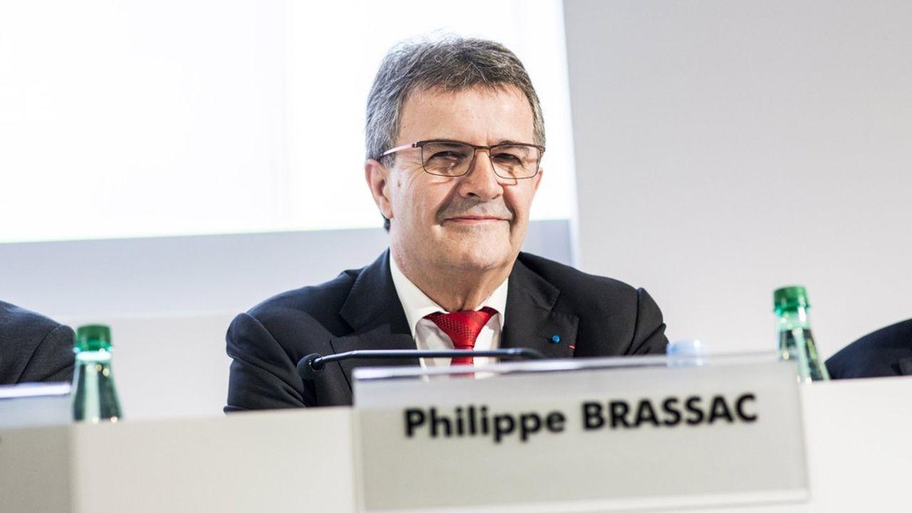 Philippe Brassac a présenté les résultats 2019 de Crédit Agricole SA et du groupe Crédit Agricole.