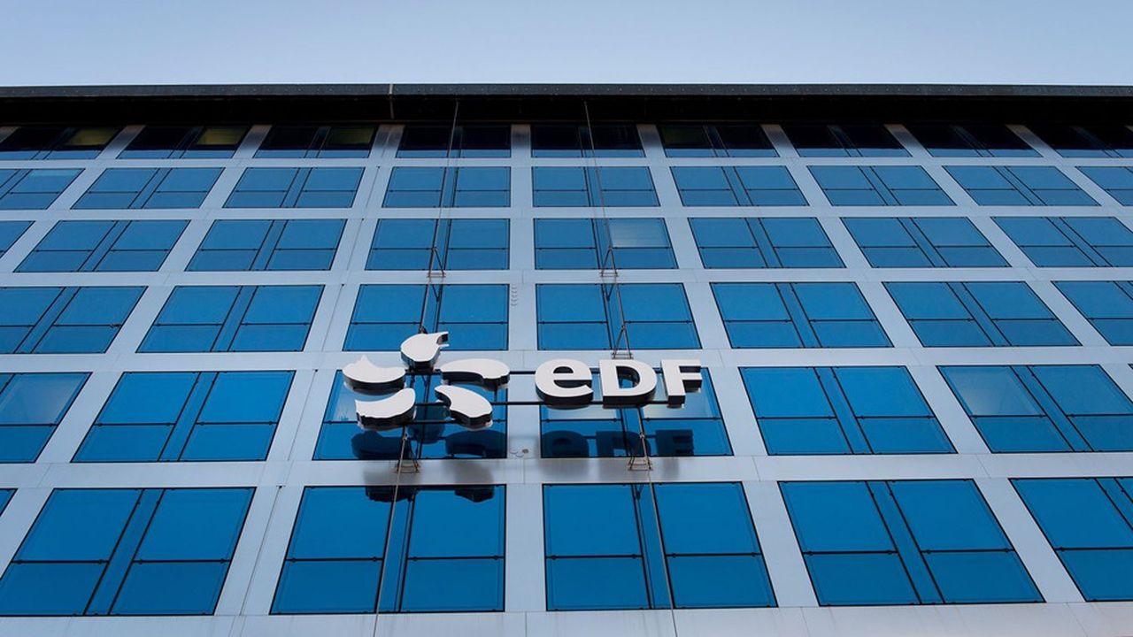 L'excédent brut d'exploitation d'EDF a progressé de 12% en 2019, grâce à des hausses de prix et aux énergies renouvelables.
