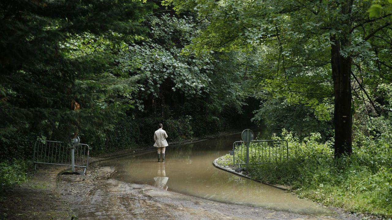 La «renaturation» doit redonner au cours d'eau l'aspect le plus proche de son état naturel, en replaçant le tracé en fond de vallée et en redessinant les courbes naturelles de la rivière.