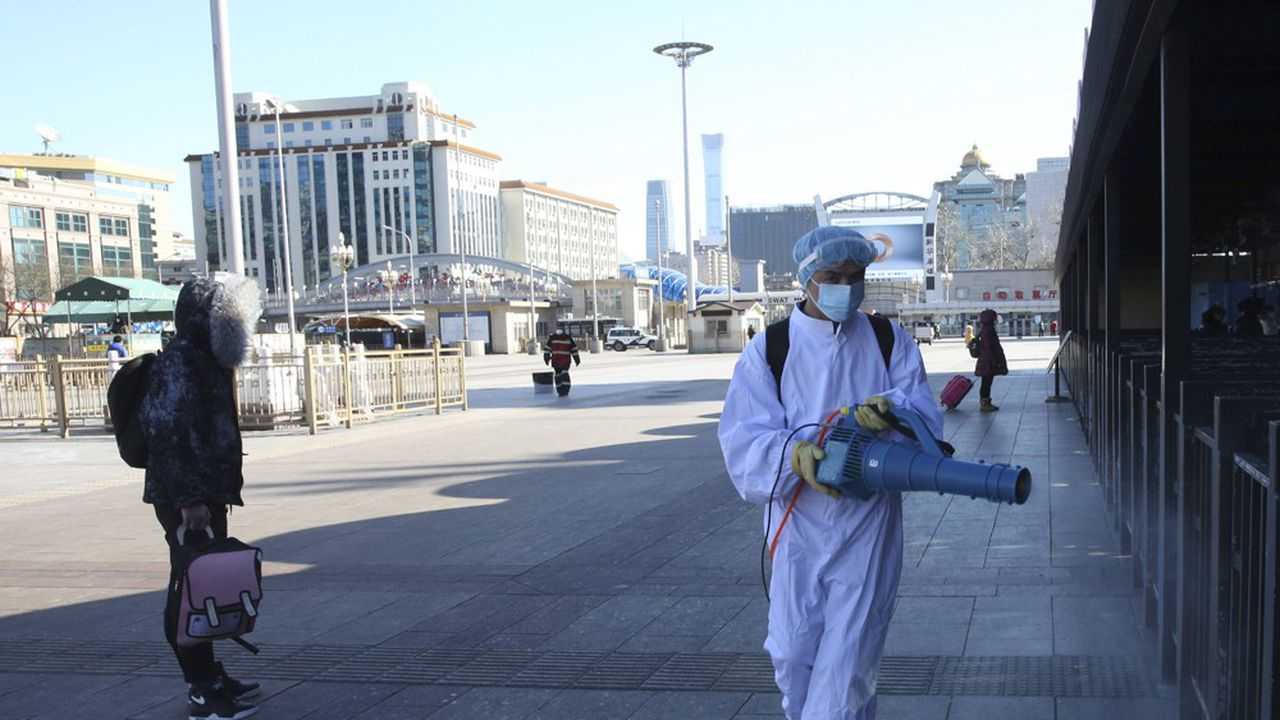 Près de 1.900 morts en Chine — Coronavirus