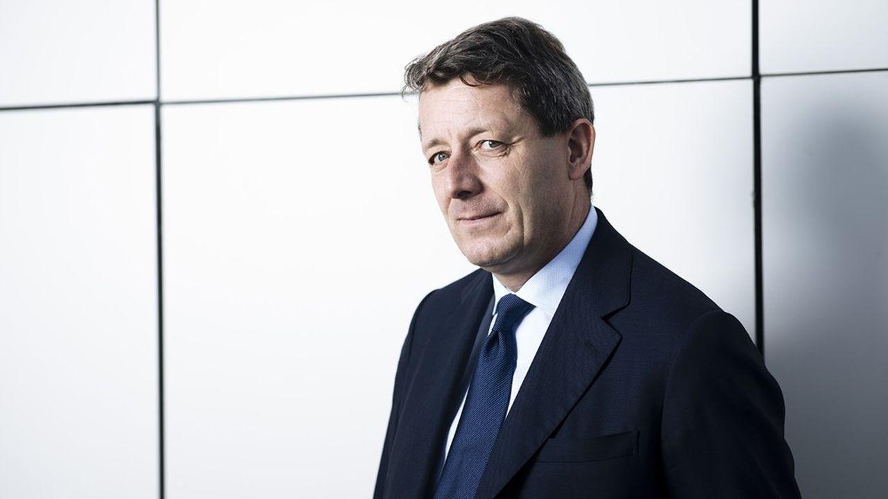 Cedric Dugardin prend la présidence d'un Presstalis en difficulté.