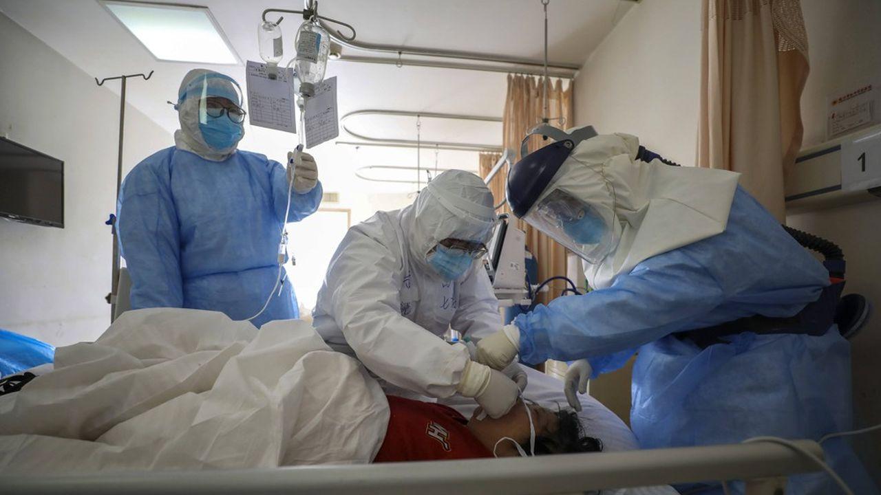 108 morts de plus dans la province chinoise du Hubei — Coronavirus