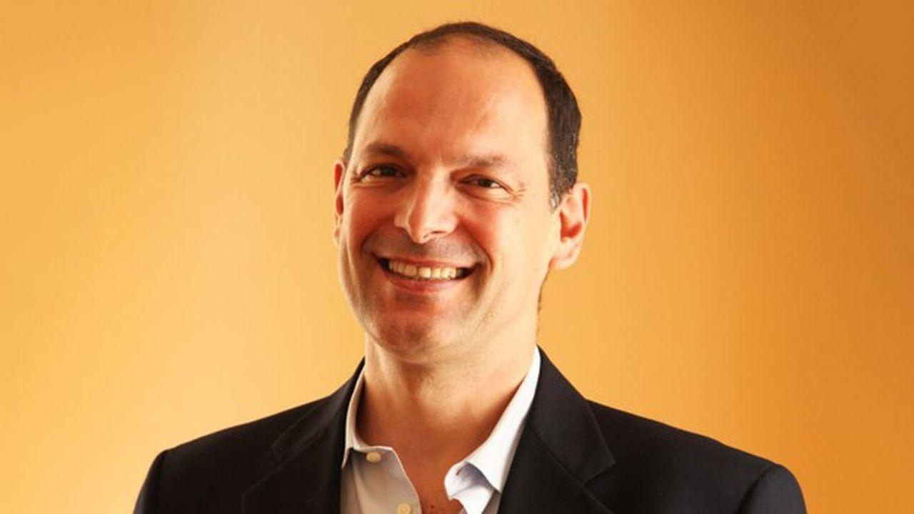 Elias Papatheodorou, directeur général de Genkyotex.