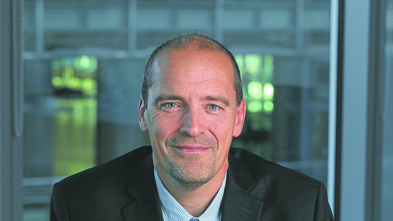 Ian Linnell, patron de Fitch Ratings, veut partir à l'assaut de la notation de la dette des entreprises chinoises.