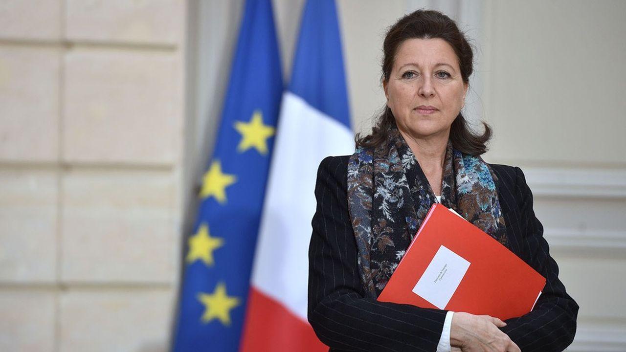 Agnès Buzyn a été nommée ministre de la Santé en 2017.