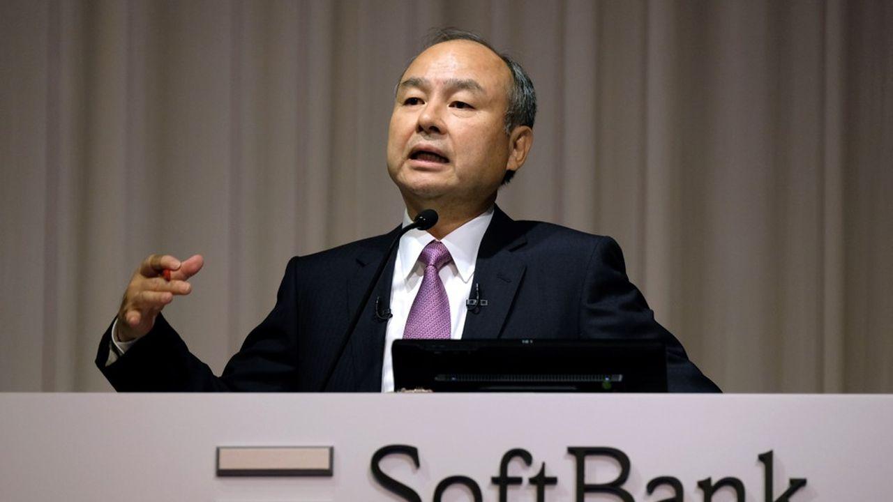 Softbank : le patron du Vision Fund veut créer un fonds spéculatif
