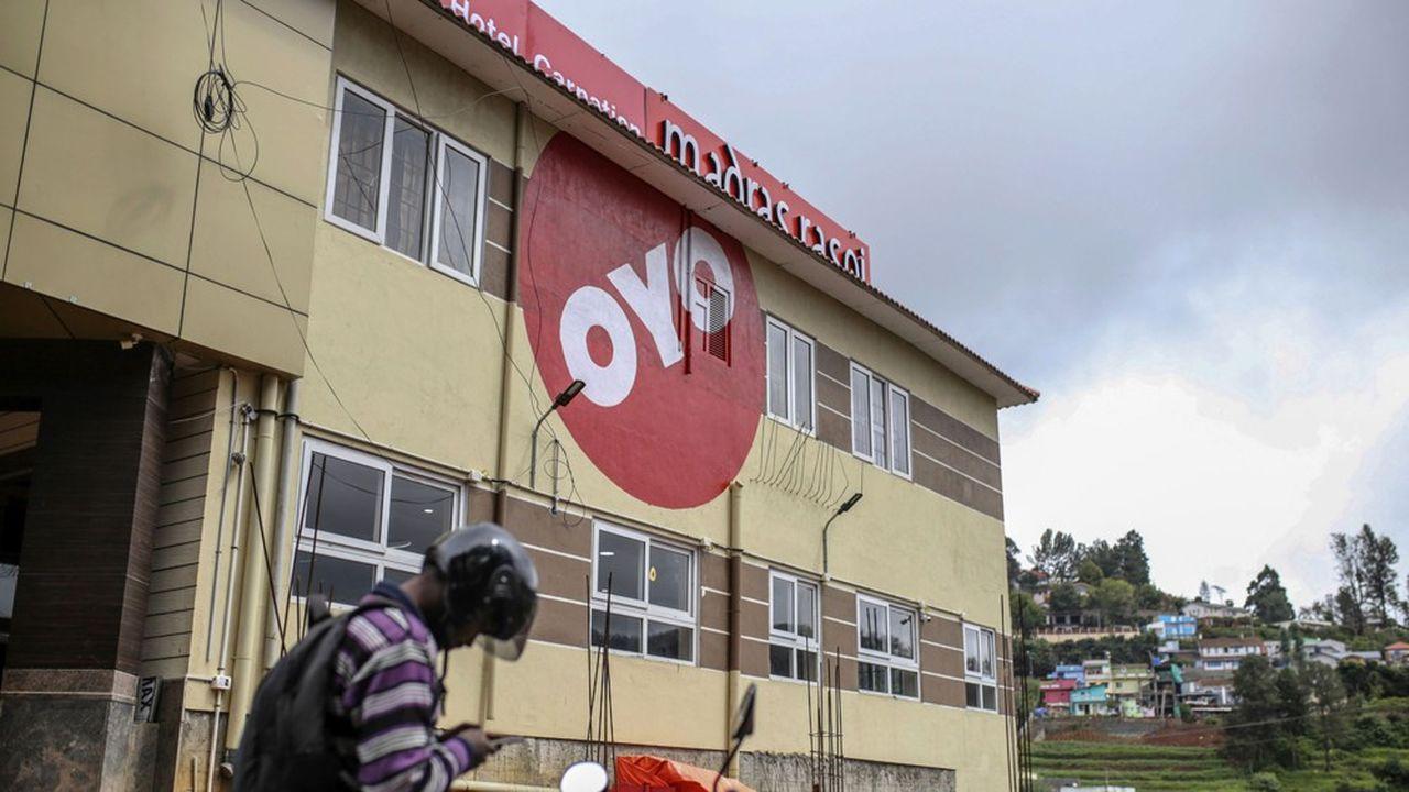 Après WeWork, Oyo, l'autre pari à haut risque de Softbank