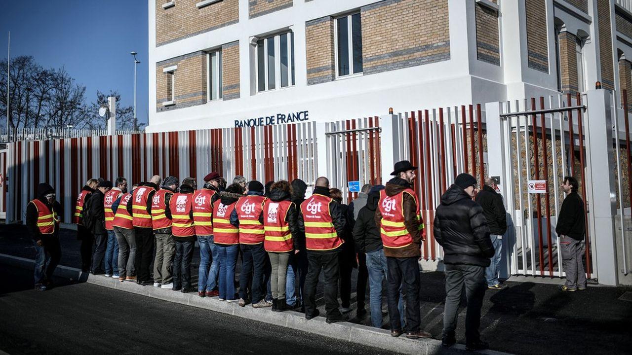 Retraites : les salariés de la Banque de France obtiennent la « clause du grand-père »