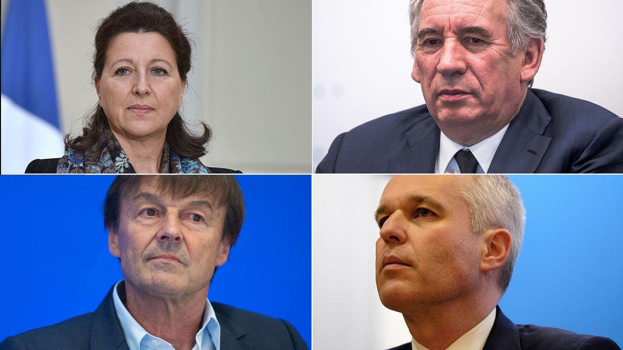 Ces ministres démissionnaires ou évincés sous Macron