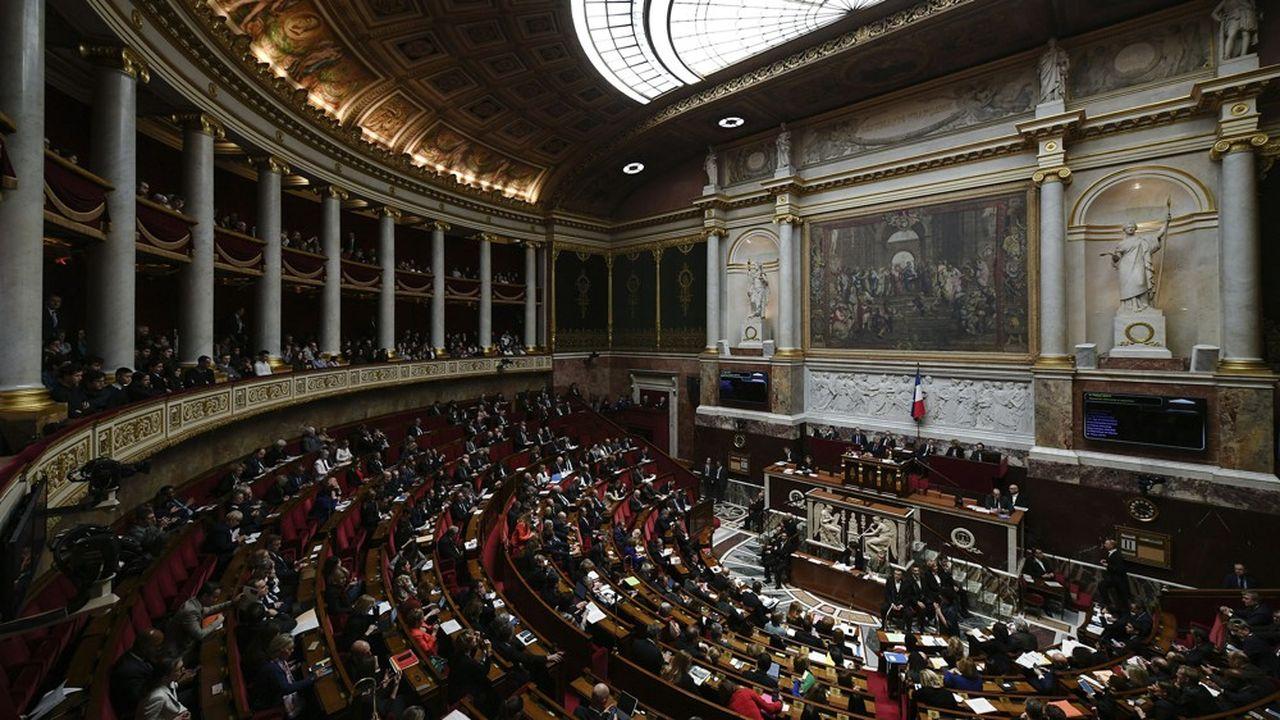 Le projet de loi instituant un système universel de retraite doit être examiné en première lecture dans l'hémicycle pendant au moins deux semaines.