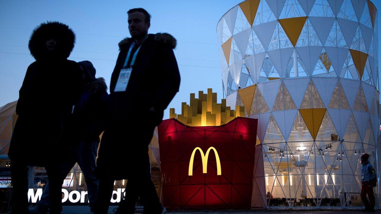 McDonald's ses quelque 38.000 restaurants à travers le monde font figure de prise majeure dans le secteur de la viande à base de plantes.