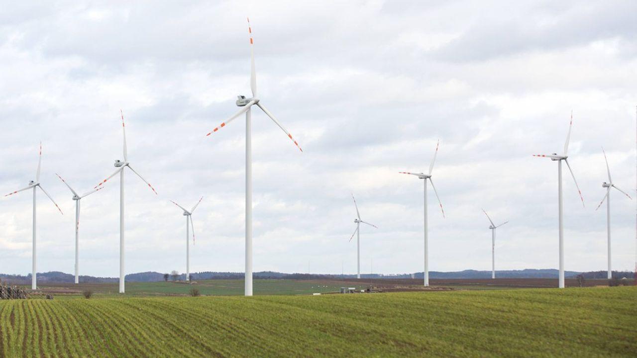 L'Europe dispose désormais de 205 gigawatts de capacités éoliennes.