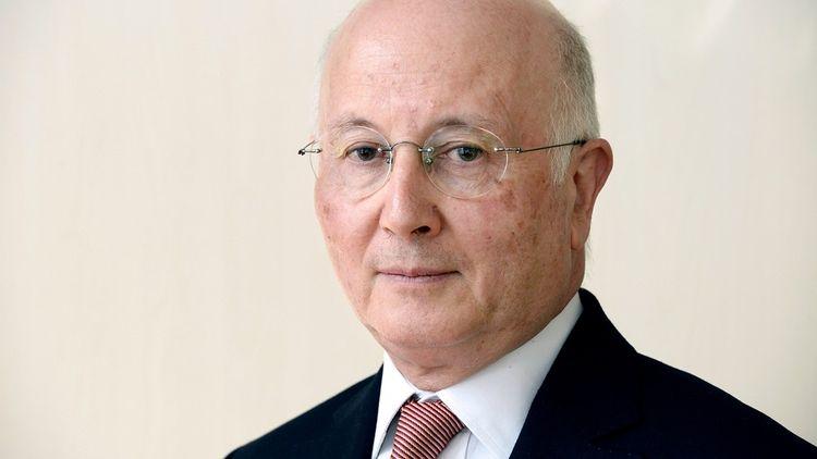Charles Coppolani, le président de l'Autorité de régulation des jeux en ligne (ARJEL).Bertrand Guay/AFP