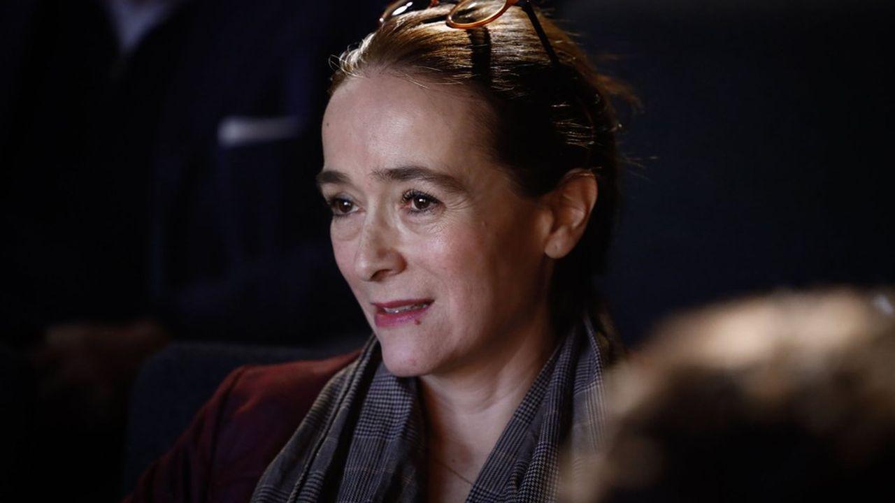 Delphine Ernotte, présidente de France Televisions, va se représenter pour un nouveau mandat.