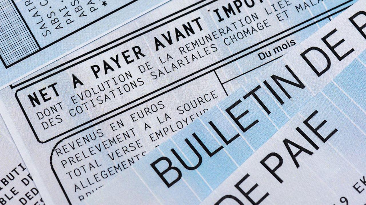 Le taux personnalisé correspond à celui de votre foyer fiscal.