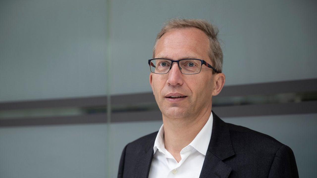 Entré chez Alstom en 1998, Henri Poupart-Lafarge en est son PDG depuis 2016.