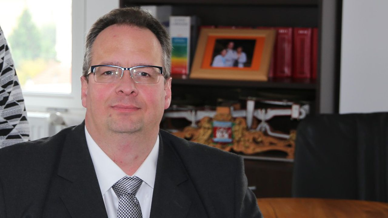 Daniel-Lilian Matthey dirige avec son frère l'entreprise Magafor.