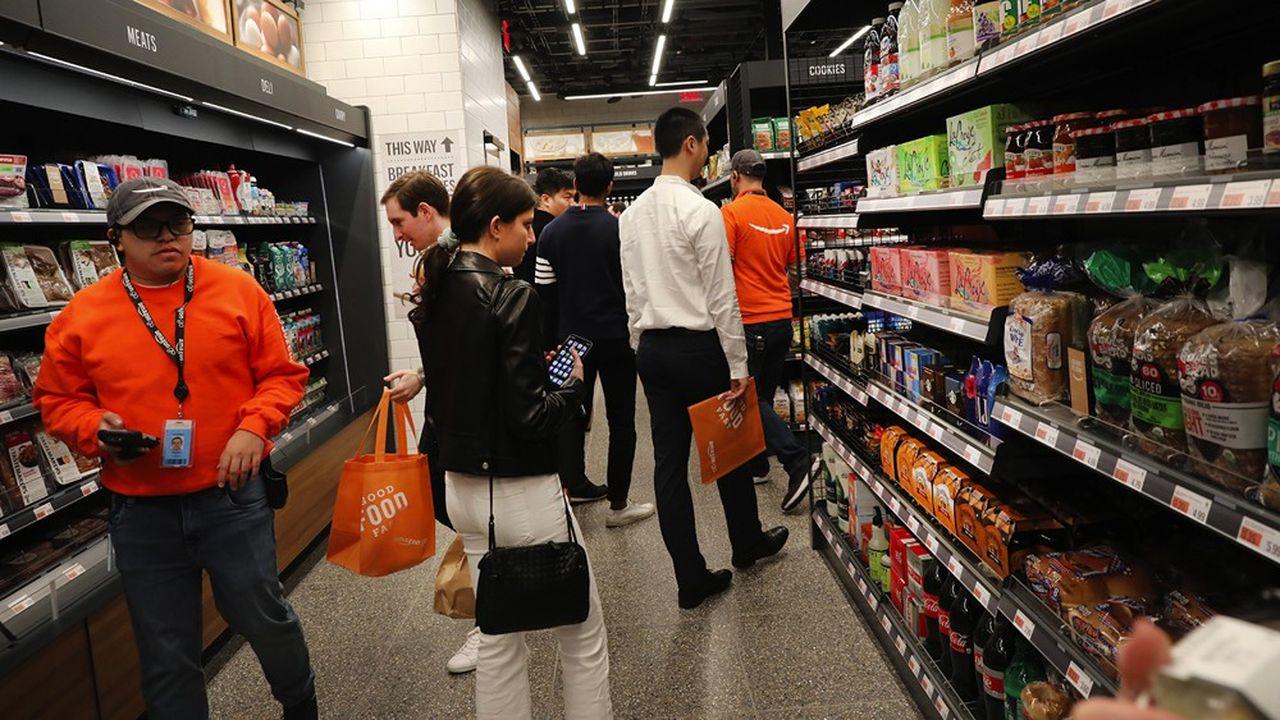Amazon rentre dans le Top 3 mondial des distributeurs
