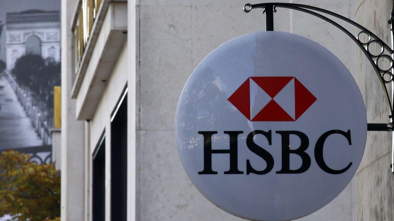 HSBC France pourrait être vendu à prix cassé