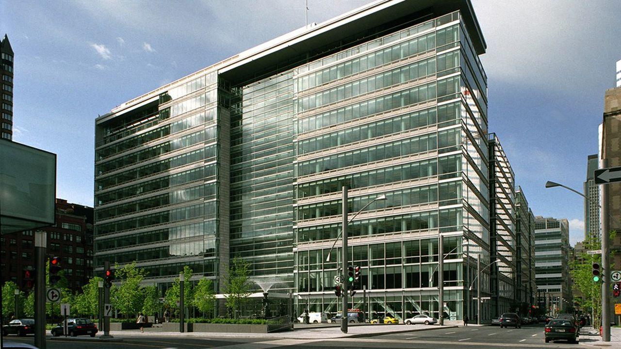 Le siège de la Caisse de dépôt et de placement du Québec, créée en 1965.