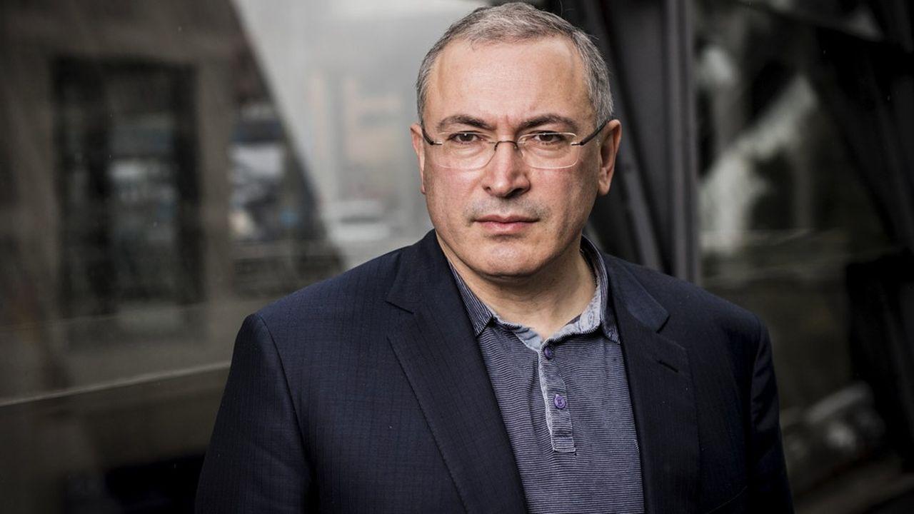 Mikhaïl Khodorkovski a été libéré en 2013 après avoir passé dix ans en prison et cédé ses actions.