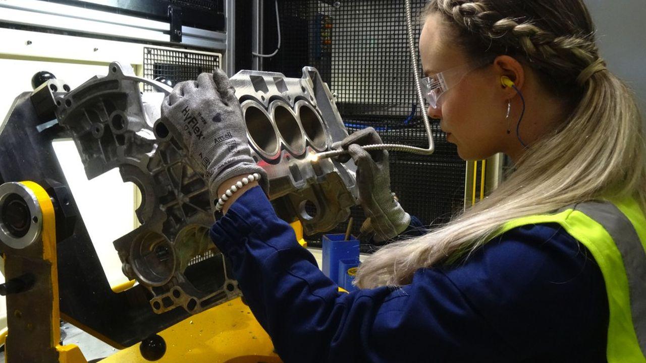 La fonderie d'aluminium va s'équiper d'une cinquième ligne d'usinage.