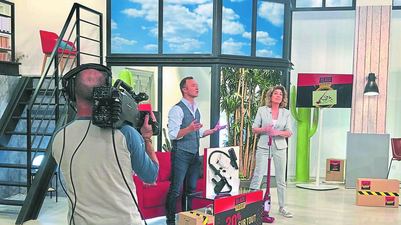 Après sa sortie du giron de TF1, « Téléshopping » garde la forme