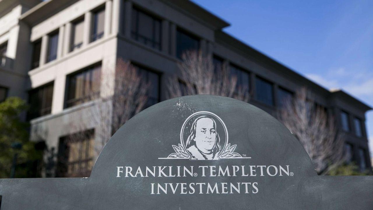Franklin Templeton et Legg Mason, deux grands acteurs traditionnels de la gestion active aux Etats-Unis, ont annoncé mardi leur rapprochement pour former le sixième gérant mondial avec plus de 1.500 milliards de dollars d'encours.