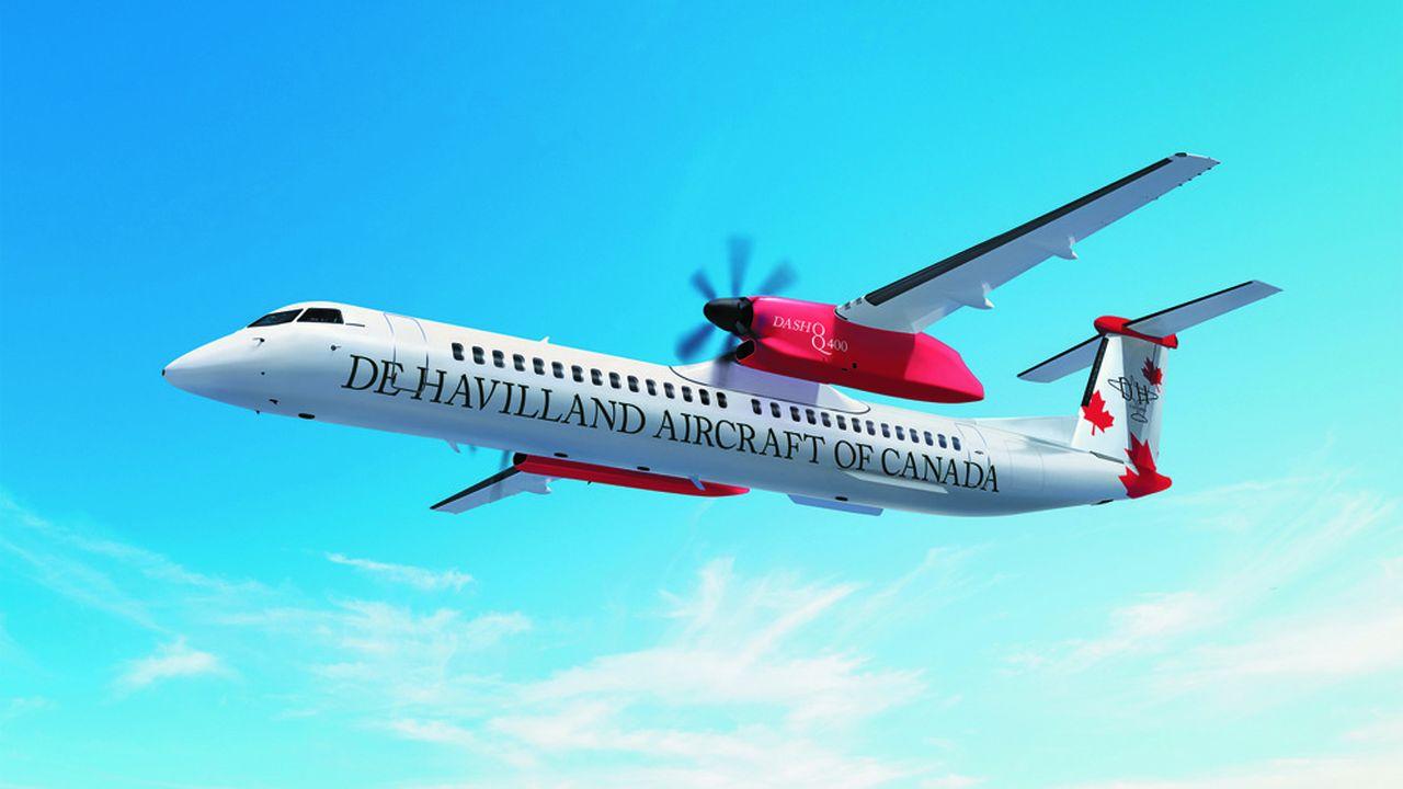 De Havilland, basé à Toronto, avait failli jadis être racheté parAérospatiale-Alenia, mais après un retentissant veto de Bruxelles, c'est finalement Bombardier qui l'a raflé