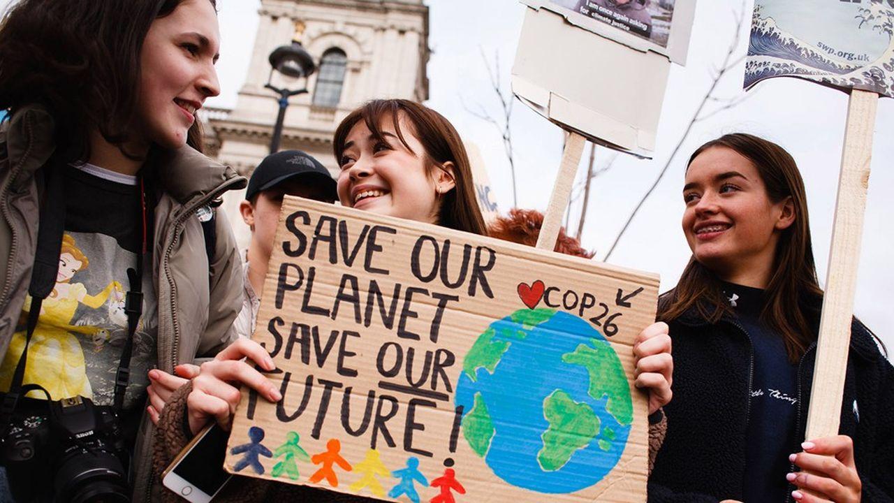 Le changement climatique et le marketing menacent aussi la santé des enfants