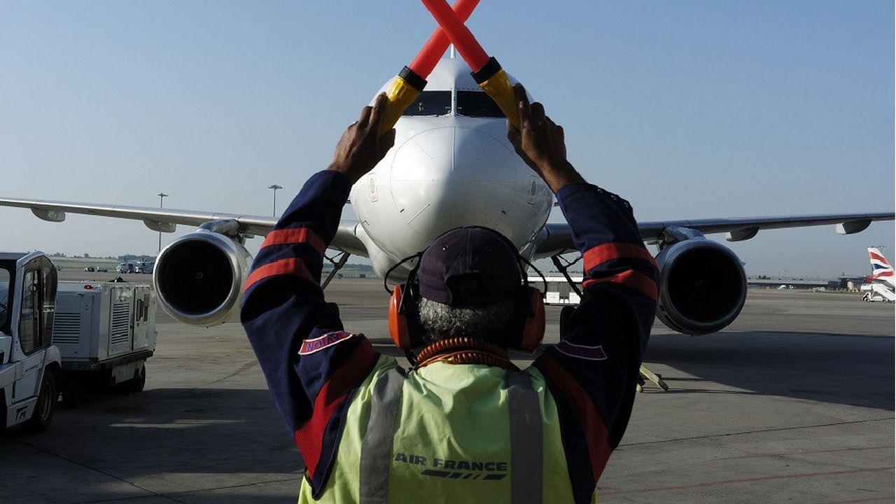 Les syndicats des personnels au sol des escales de province d'Air France appellent à un arrêt de travail vendredi et samedi.