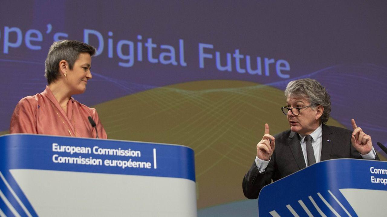 Intelligence artificielle : Bruxelles promet un encadrement bien réel