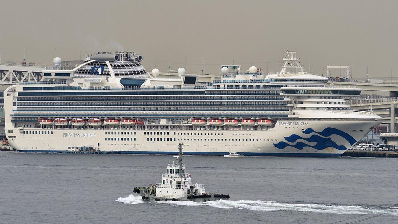 Mercredi, les autorités nippones ont révélé qu'une vingtaine des 621 cas identifiés dans le navire se trouvaient dans une «condition sérieuse».
