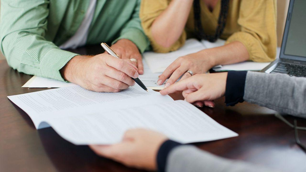 Le cautionnement est utilisé dans plus de 60% des dossiers de crédit immobilier.