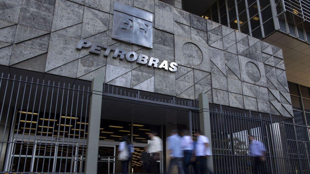 Le résultat d'exploitation de Petrobras a atteint 129,249milliards de reais (29,76milliards de dollars) en 2019.