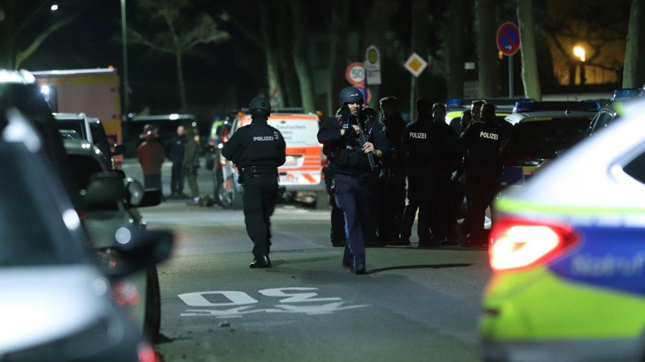 Cette attaque a provoqué un vif émoi en Allemagne.