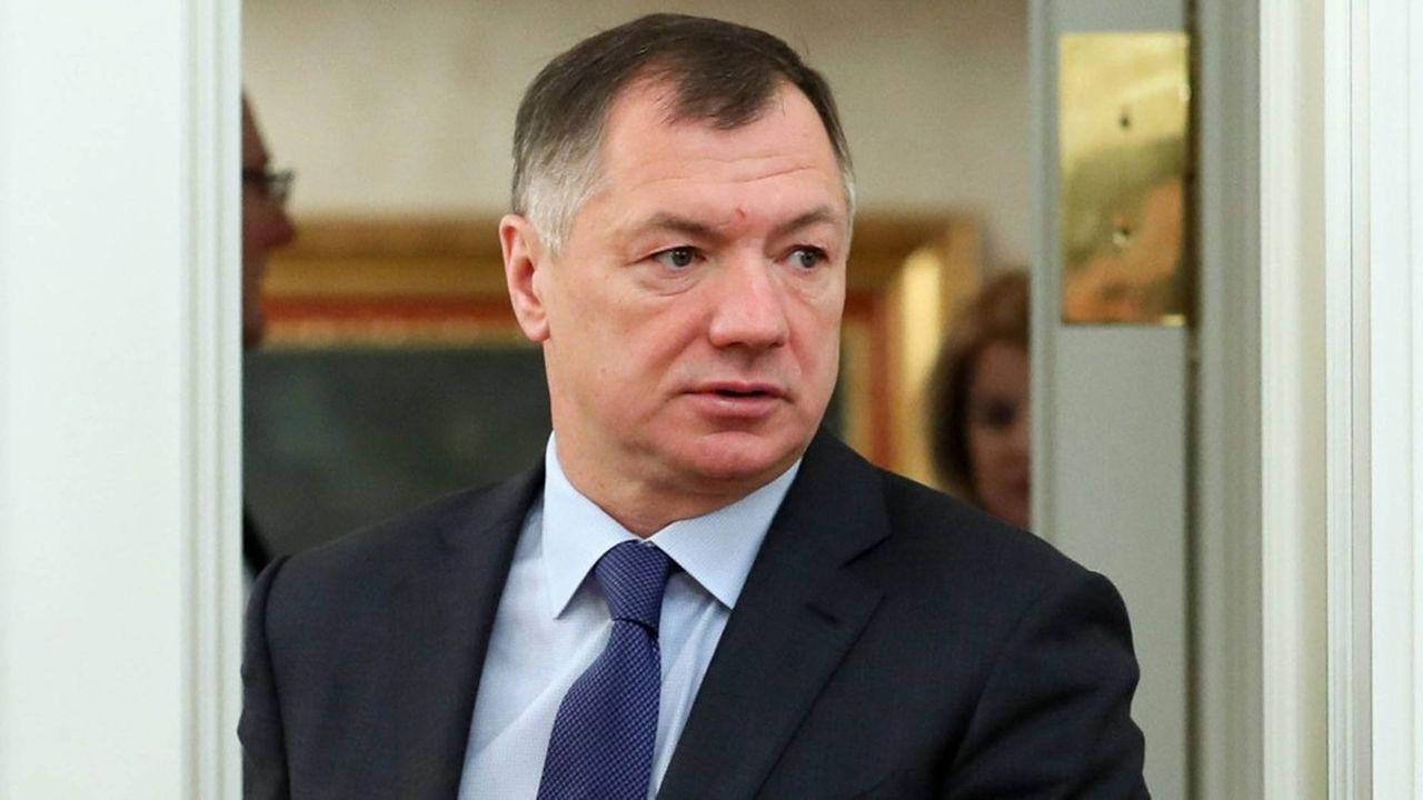 Marat Khousnoulline, vice-Premier ministre russe.