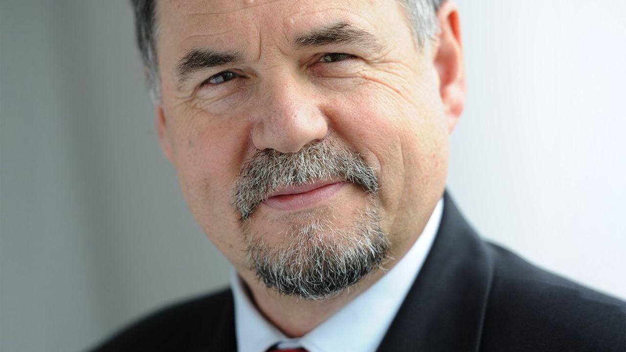 Eric Chaney, conseiller économique à l'Institut Montaigne.