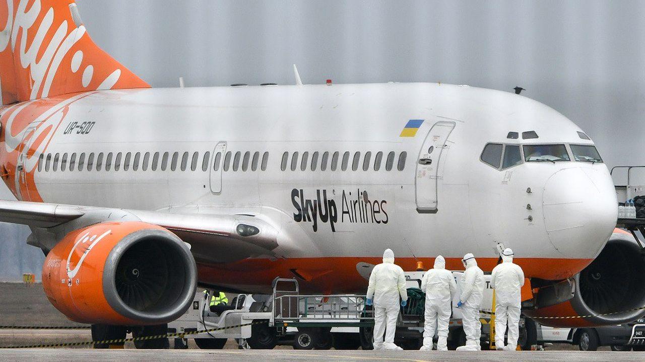 Le coronavirus pourrait coûter 30 milliards de dollars au secteur aérien