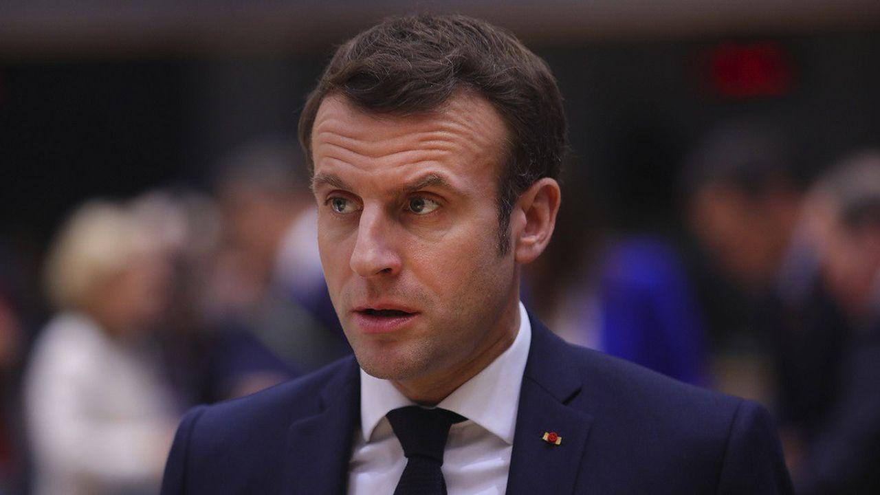Le président Emmanuel Macron a donné une interview à la presse quotidienne régionale.