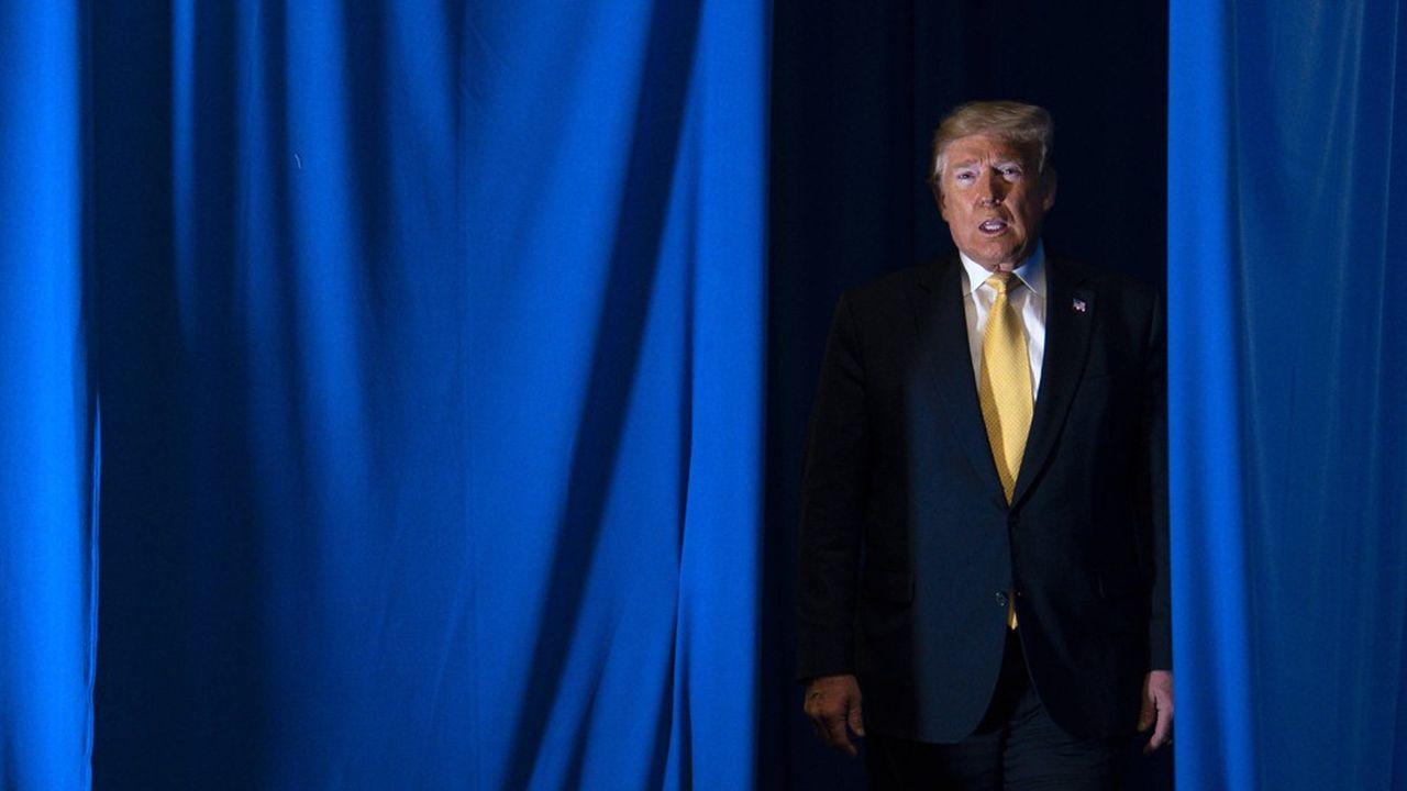 Pourquoi Trump a révoqué le patron du renseignement — États-Unis