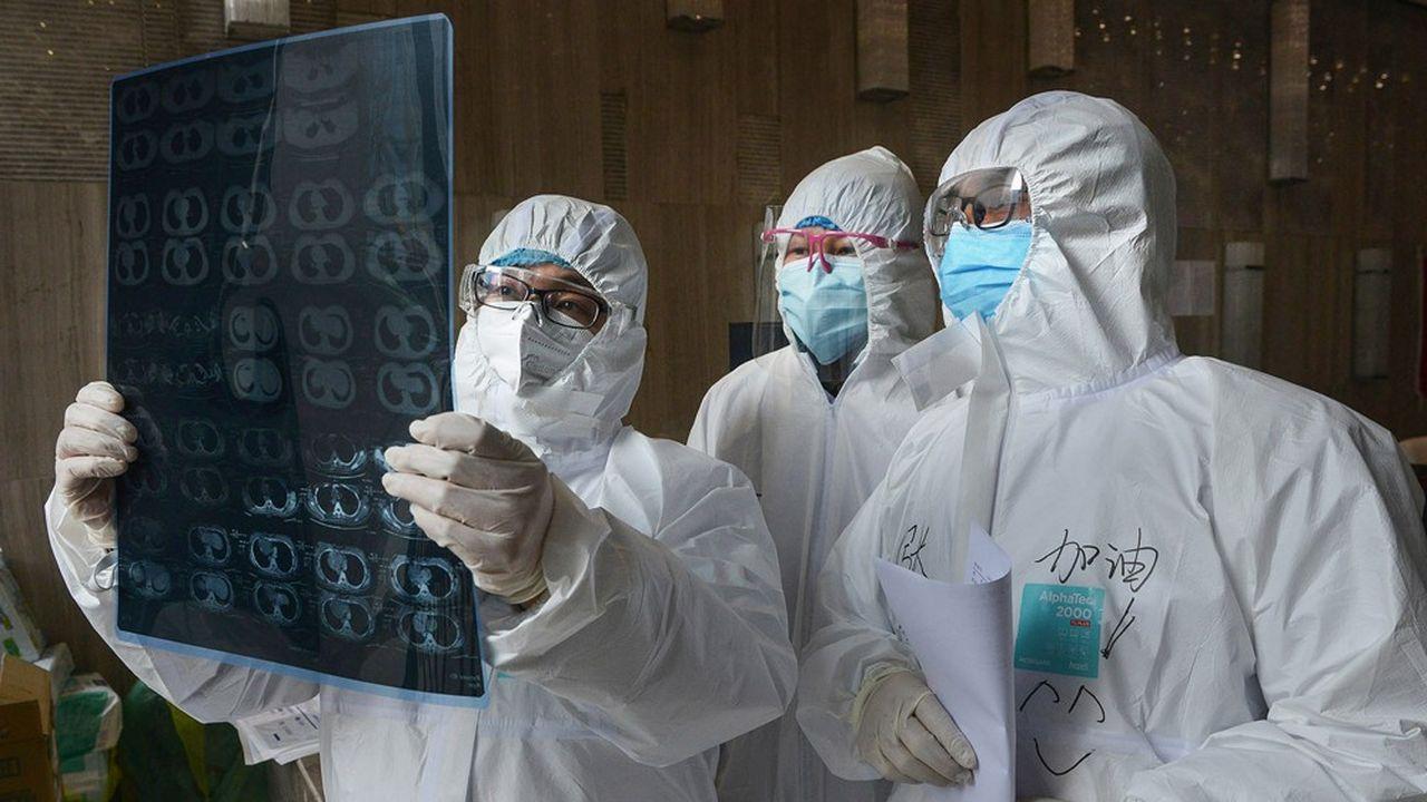 La Chine a déclaré qu'elle avait à nouveau modifié la méthode de comptage des patients atteints du nouveau coronavirus.