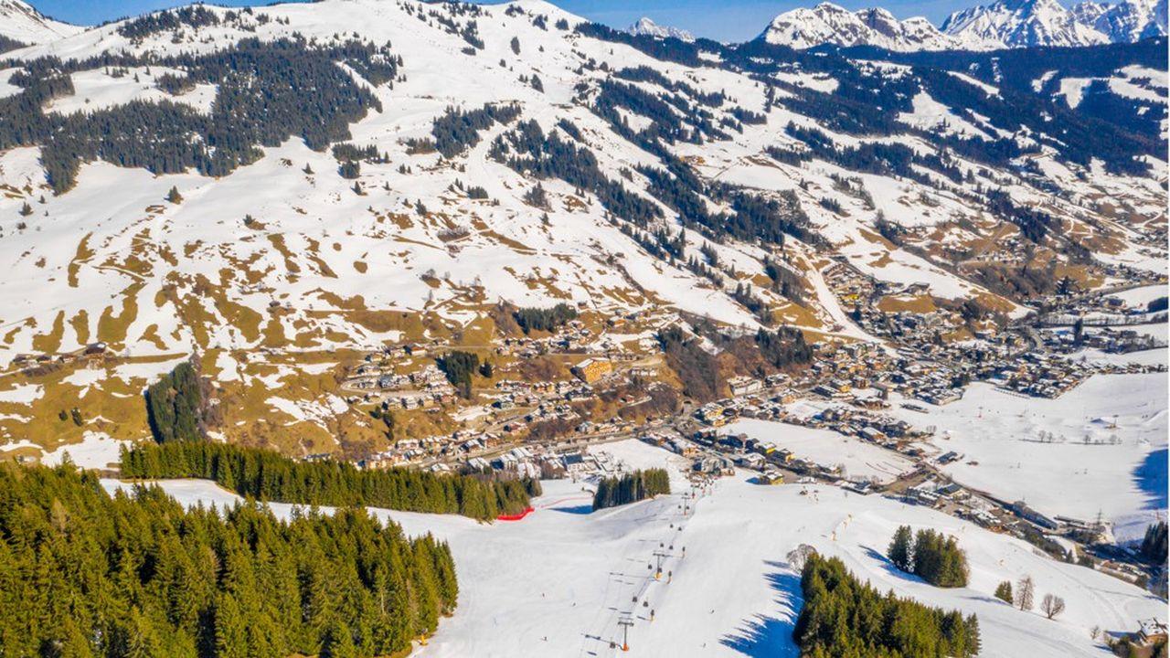 Immobilier de montagne : l'enneigement en question