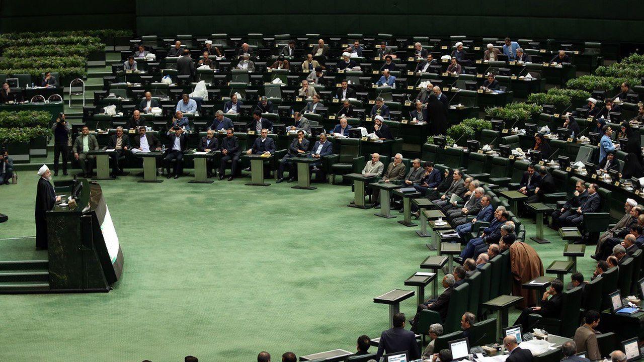 Le Parlement iranien est renouvelé tous les quatre ans.